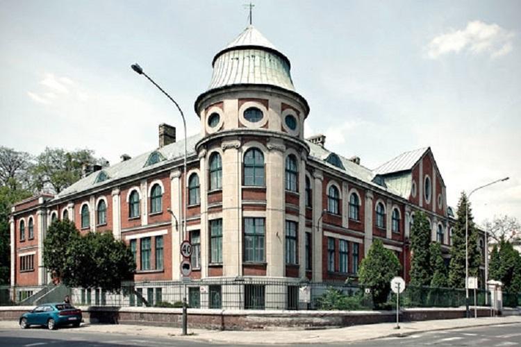 Университет искусства дизайна лодзи